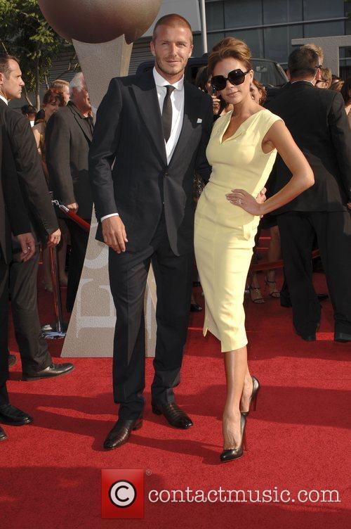 David Beckham, Victoria Beckham, Espy Awards