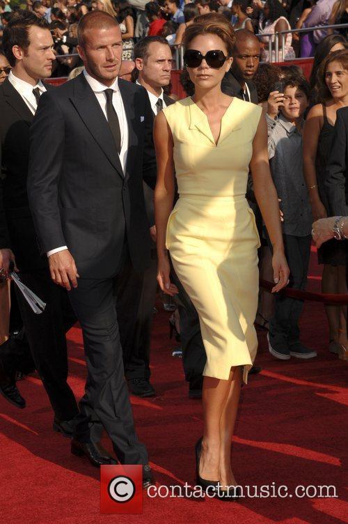 David Beckham and Victoria Beckham 22