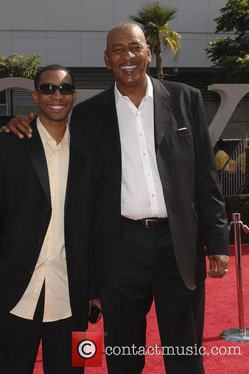 George Gerbin and son The 2008 ESPY Awards...