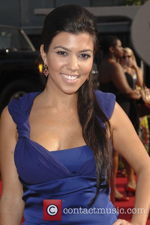 Kourtney Kardashian The 2008 ESPY Awards held at...