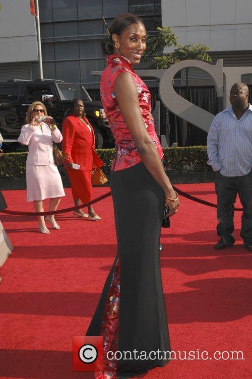 Lisa Leslie The 2008 ESPY Awards held at...