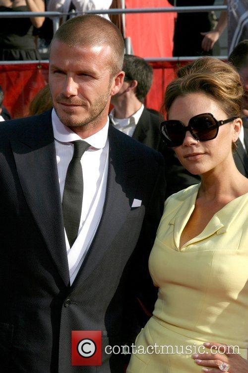 David Beckham and Victoria Beckham 7