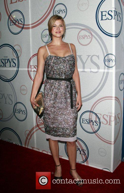 Adrianne Palicki The 2008 ESPYs Giant Event at...