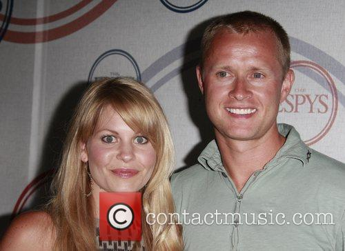 Candace Cameron Bure and Valeri Bure The 2008...