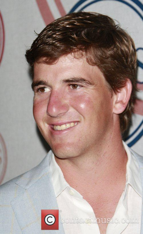 Eli Manning The 2008 ESPYs Giant Event at...