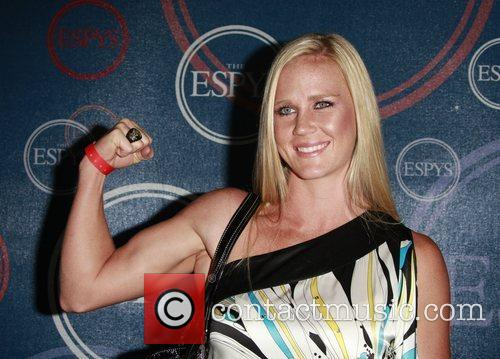 Holly Holm The 2008 ESPYs Giant Event at...