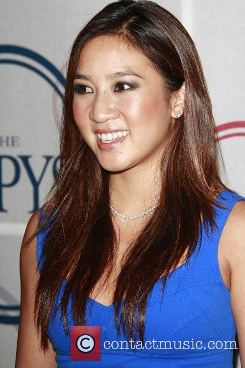 Michelle Kwan The 2008 ESPYs Giant Event at...