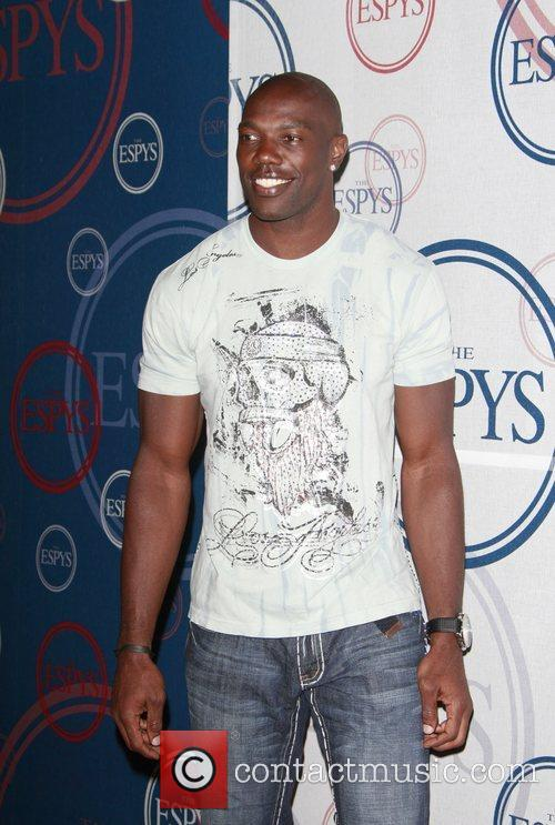 Terrell Owens The 2008 ESPYs Giant Event at...