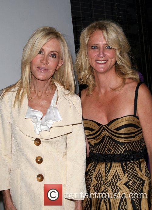 Joan Van Ark and Nanette Lepore, Fashion Designer...