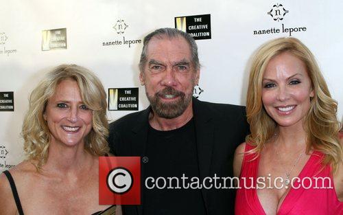 Nanette Lepore, John Paul DeJoria and Eloise DeJoria,...