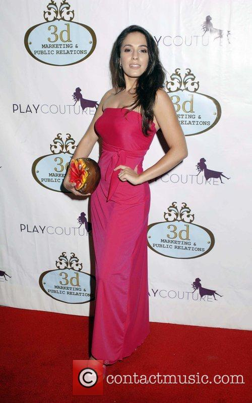 Christina DiRosa Play Couture Beverly Hills opening -...