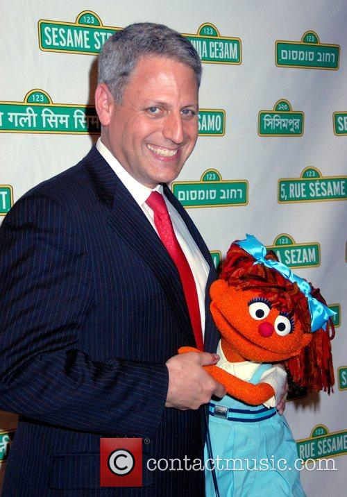 Gary E Knell The 6th annual Sesame Workshop...