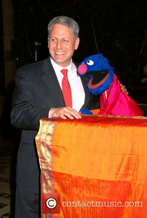 The 6th annual Sesame Workshop benefit gala at...