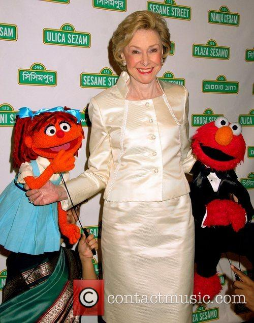 Joan Ganz Cooney and Elmo The 6th annual...