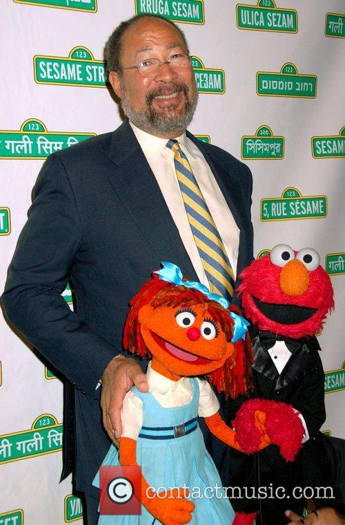 Richard D Parsons and Elmo The 6th annual...