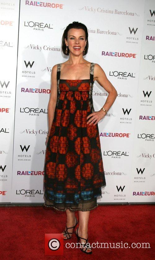 Debi Mazar arriving at the LA Premiere of...