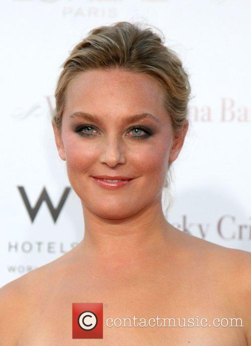 Elizabeth Rohm arriving at the LA Premiere of...