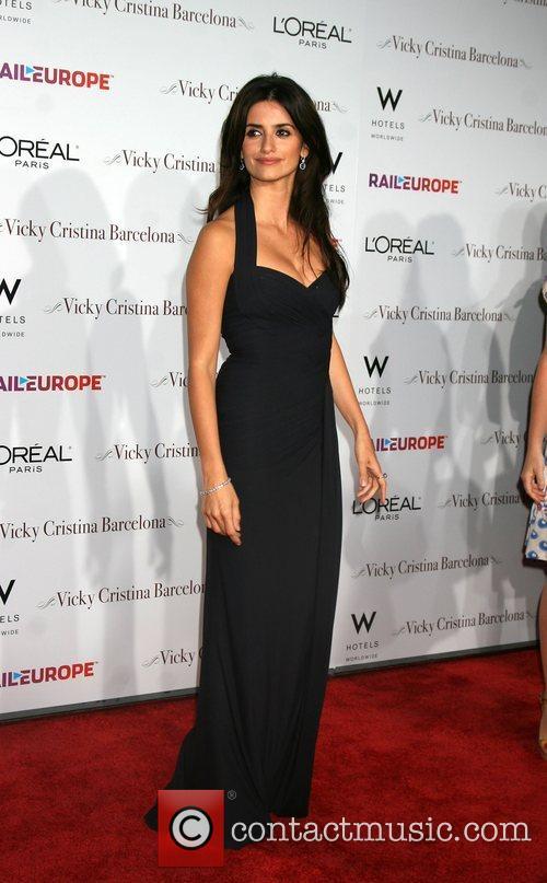 Penelope Cruz arriving at the LA Premiere of...