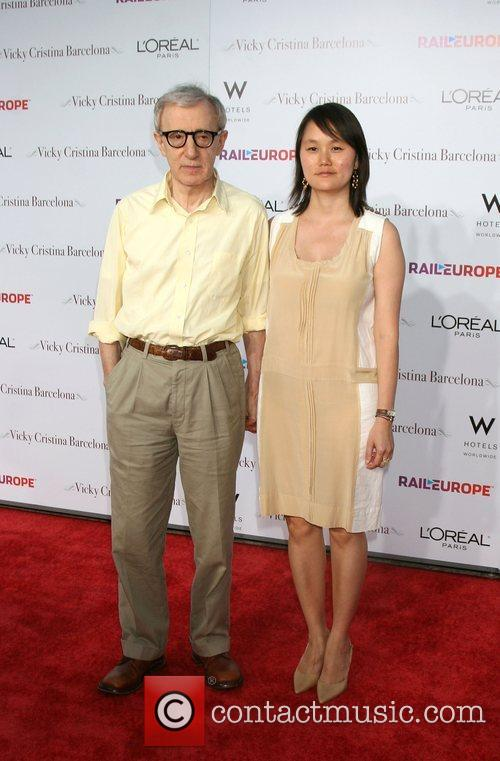Woody Allen & Soon-Yi Previn  arriving at...