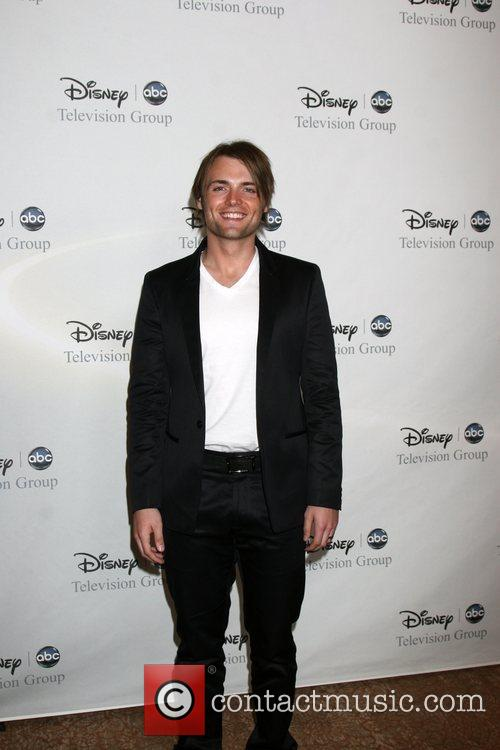 Seth Gabel, ABC, Disney, Beverly Hilton Hotel