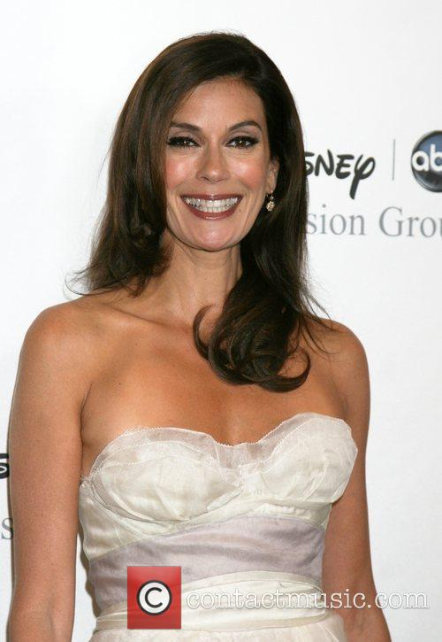 Teri Hatcher, ABC, Disney, Beverly Hilton Hotel