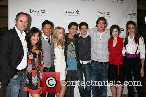 ABC, Disney, Beverly Hilton Hotel
