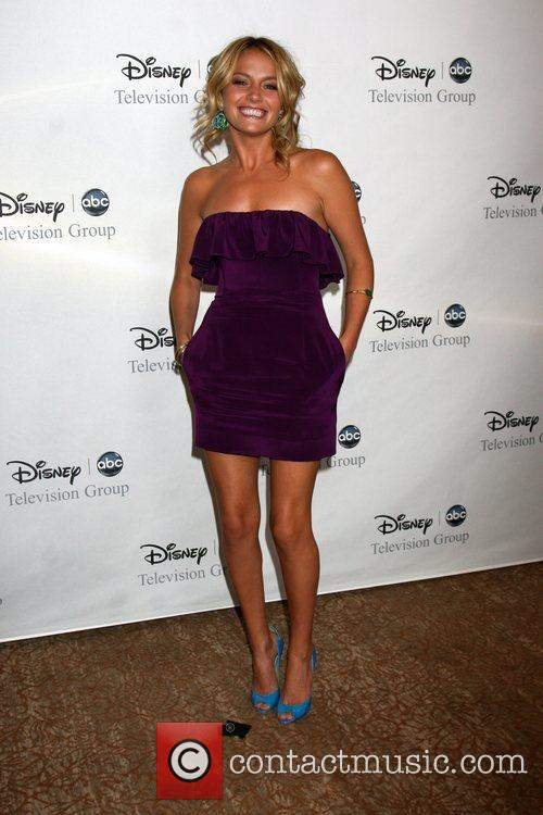 Becki Newton, ABC, Disney, Beverly Hilton Hotel