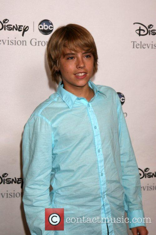 Cole Sprouse, ABC, Disney, Beverly Hilton Hotel