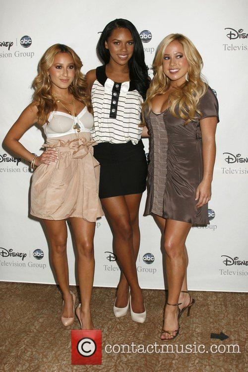 Adrienne Bailon and Sabrina Bryan 1
