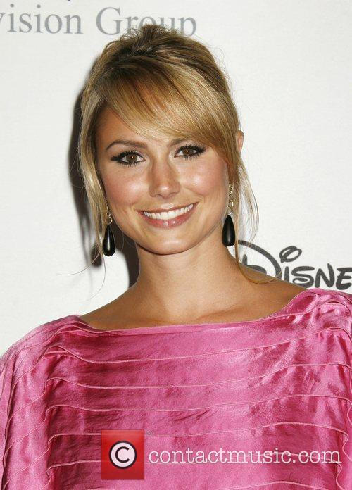Stacy Keibler, ABC, Beverly Hilton Hotel
