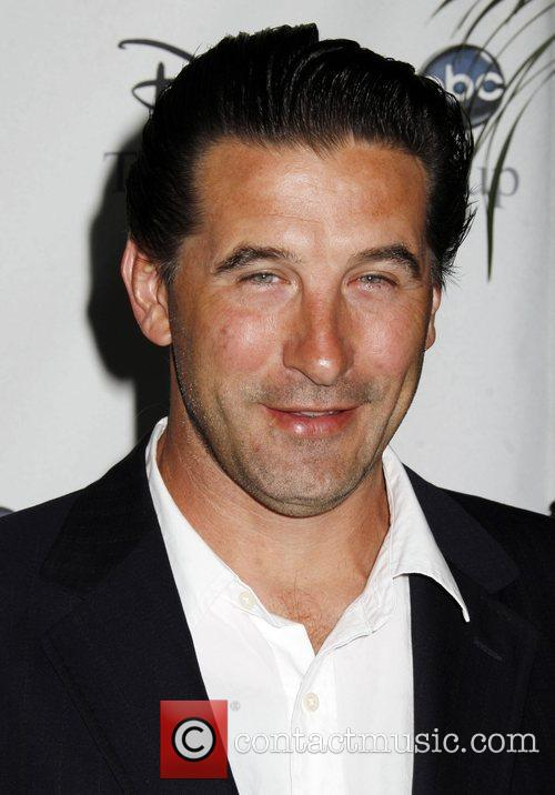 William Baldwin, ABC, Beverly Hilton Hotel