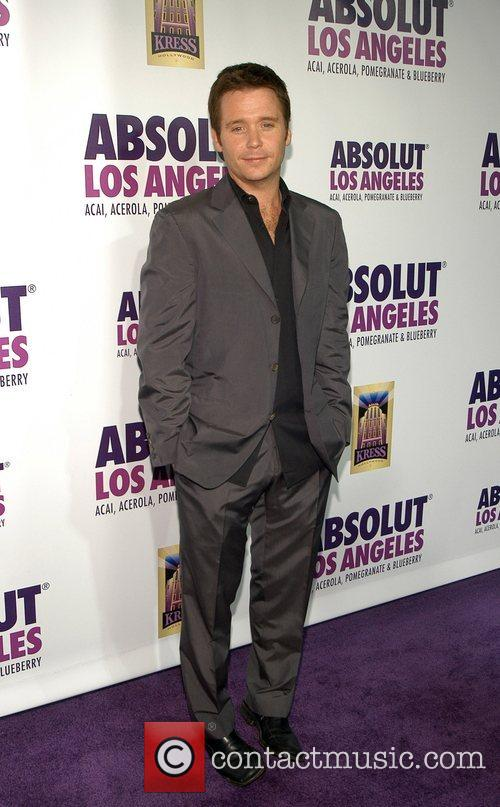 Kevin Connolly Absolut Vodka World Premiere of Absolut...