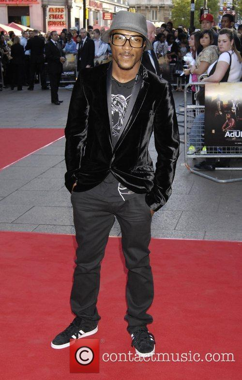 Ashley Walters  World premiere of 'Adulthood' at...