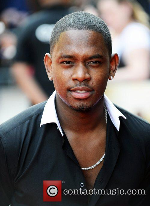 Aml Ameen World premiere of 'Adulthood' at Empire...