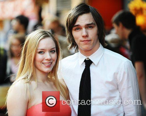Guest and Nicholas Hoult World premiere of 'Adulthood'...
