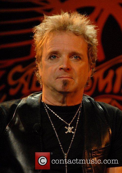 Aerosmith launch the new video game 'Guitar Hero:...