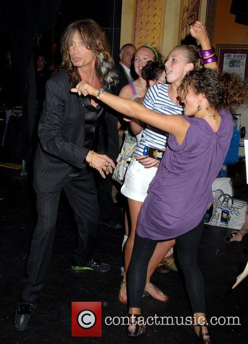 Steven Tyler and Aerosmith 4