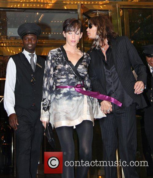 Erin Brady and Aerosmith 1