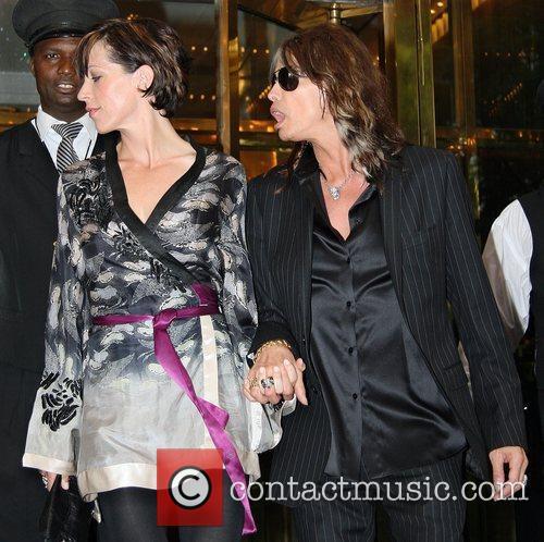 Erin Brady and Aerosmith 2