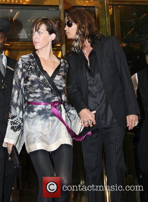 Erin Brady and Aerosmith 3