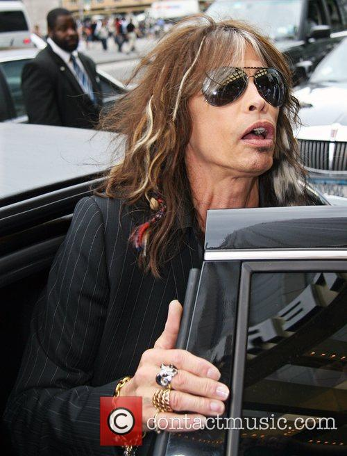 Steven Tyler, Aerosmith, Manhattan Hotel