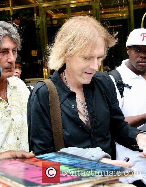 Tom Hamilton and Aerosmith 1