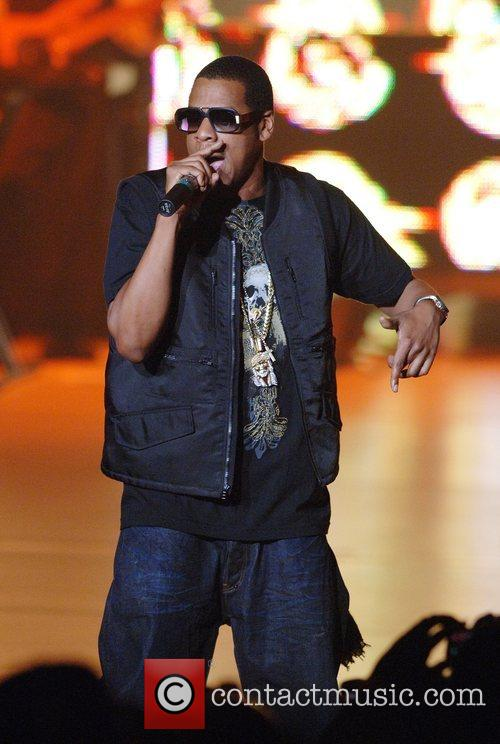 Jay-Z The THISDAY Africa Rising Concert held at...