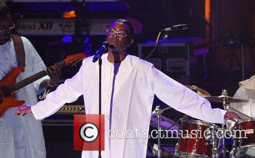 Youssou N'Dour  The THISDAY Africa Rising Concert...