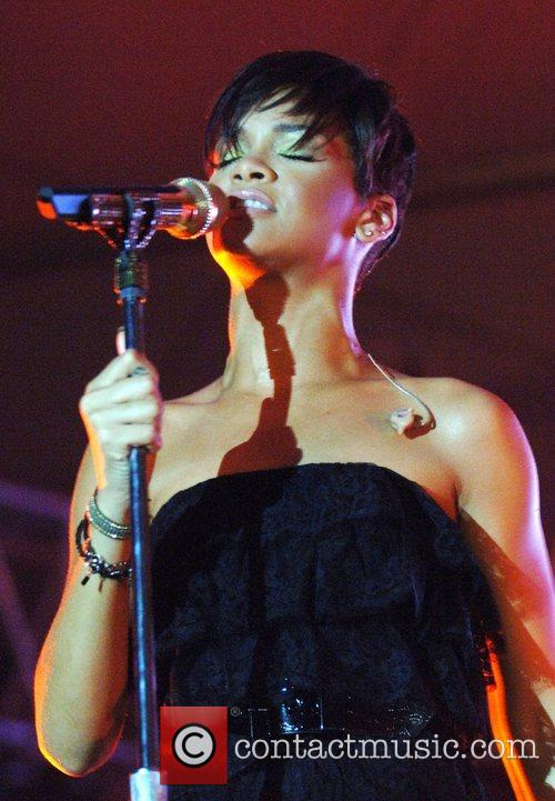 Rihanna Thisday's 3rd 'Africa Rising' Festival Abuja, Nigeria