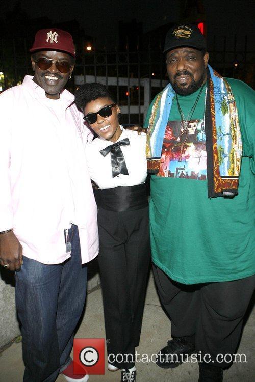 Fab 5 Freddy, Janelle Monae and Afrika Bambaatta...