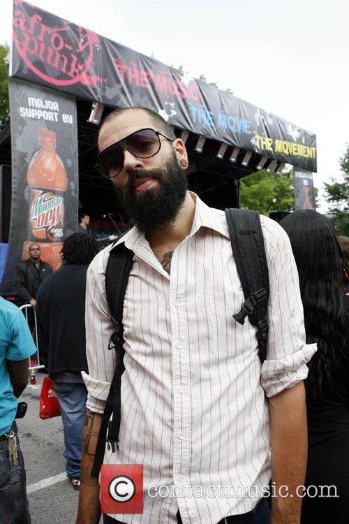 James Spooner, Afro-Punk Festival Director 4th Annual Afro-Punk...