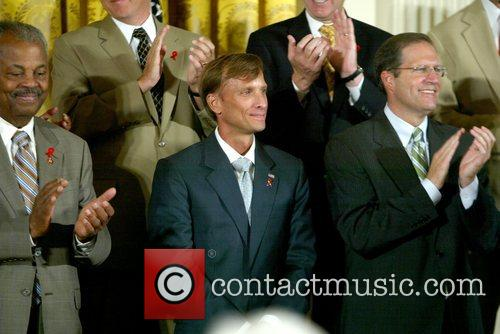 Mark Dybul The signing of HR 5501, the...