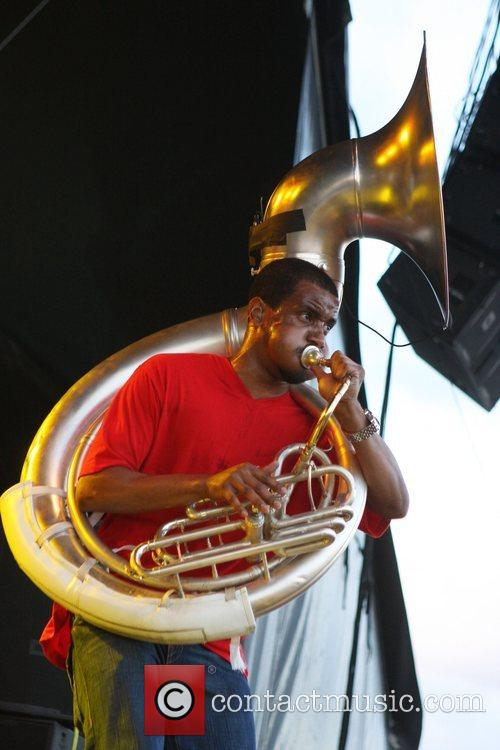 Tuba Gooding Jr Bryson of The Roots All...