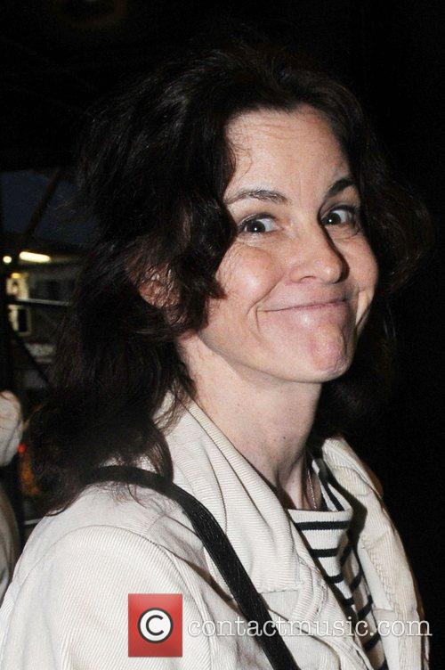 Ally Sheedy out and about in Manhattan New...